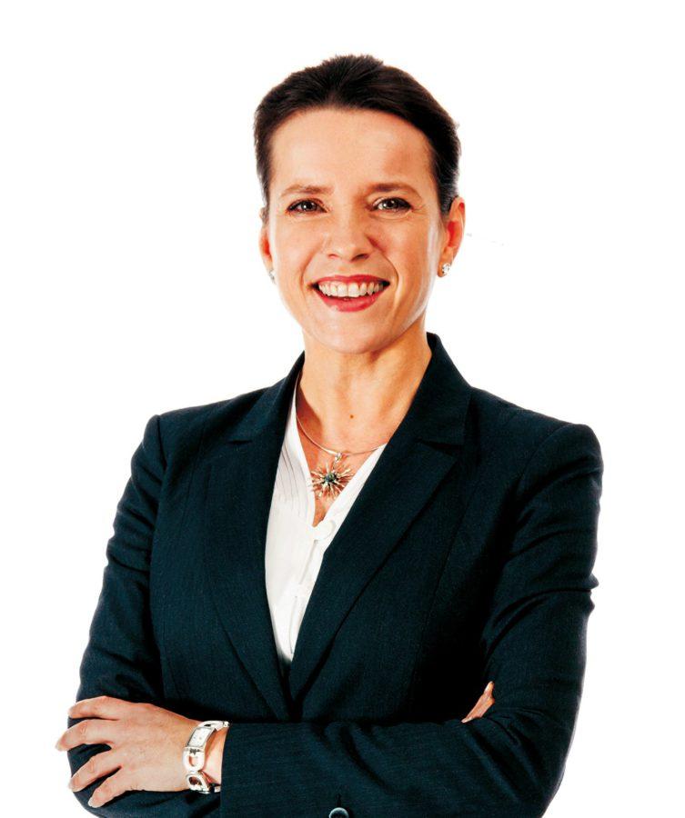 Anja Roehrle, gerente de Marketing y Comunicación en DS Smith