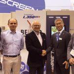 A Etimur investiu em um Truepress Jet L350UV + LM