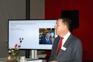 Rutger Jansen, CEO da Contiweb.