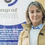 Vicky Godia - nuevo enfoque al Centro Capacitador Ingraf