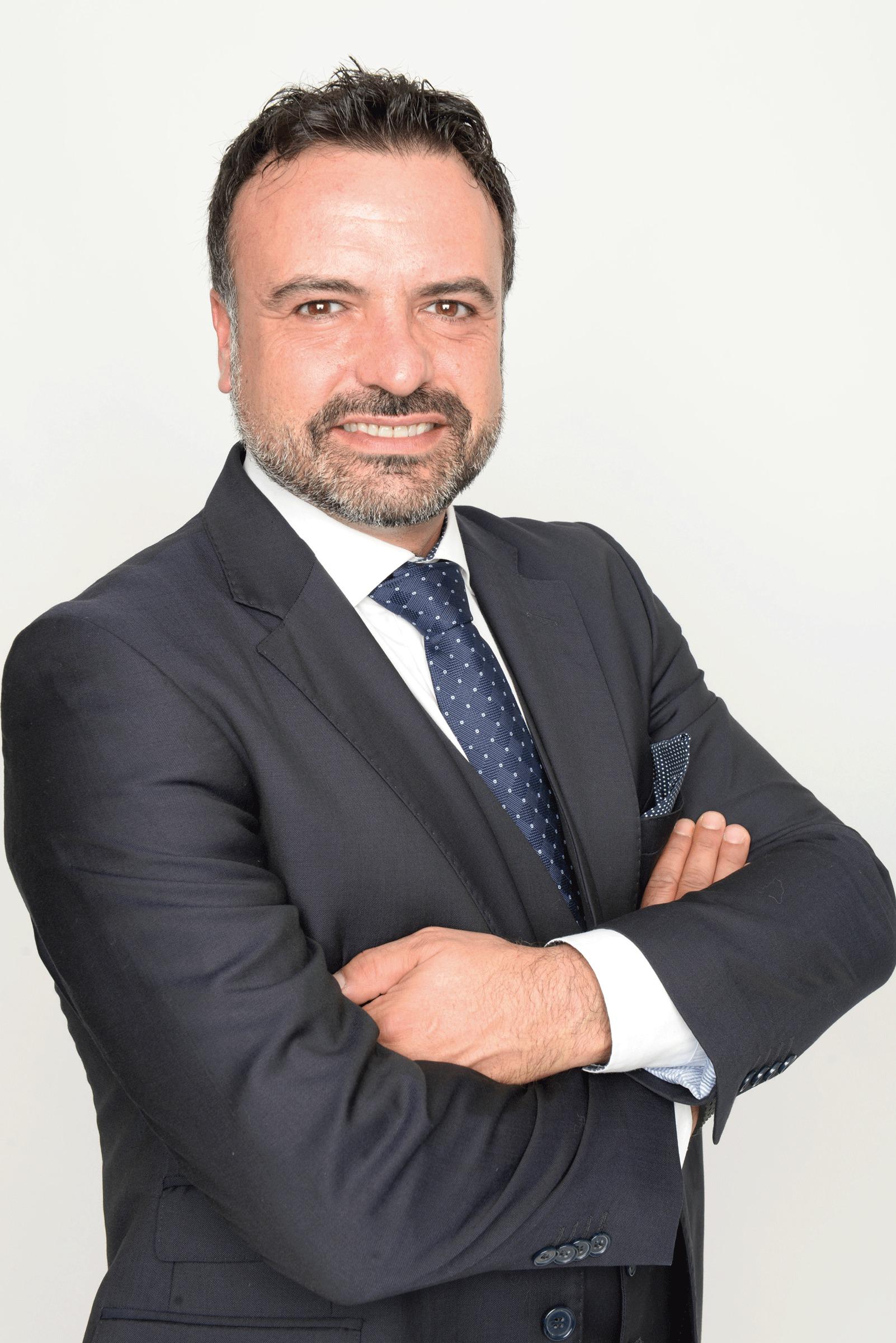 Manuel Cortizo. Desenvolvedor de negócios e diretor de vendas da Fujifilm para a EMEA
