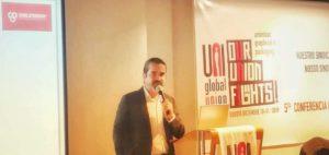 Conlatingraf participó en Conferencia Regional UNI Américas