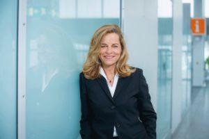 Sabine Geldermann. Directora de drupa