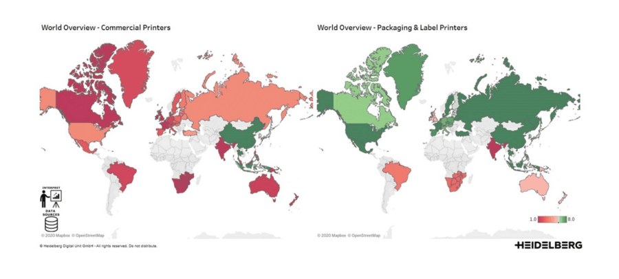 Informe de Heidelberg - El clima en la industria gráfica
