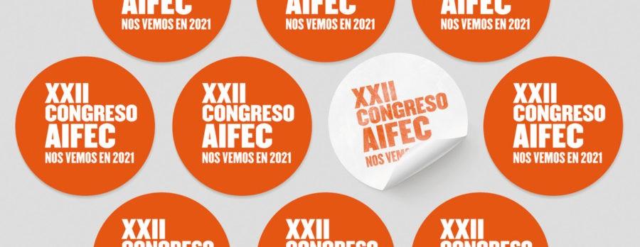 Congreso AIFEC a mayo de 2021