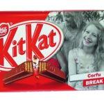 Impresión digital - Kitkat corfu