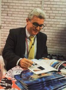 Ricardo Rodríguez Salazar. Gerente de Encuny