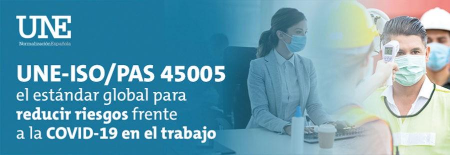 estandar ISO/PAS 45005