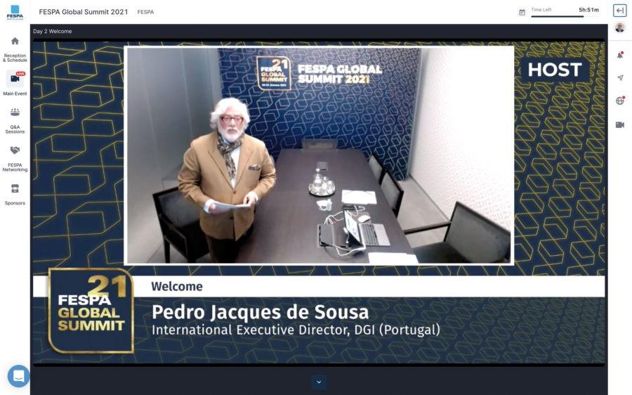 FESPA cúpula virtual