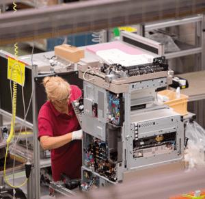 impresoras multifunción refabricadas