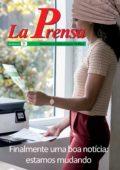 La Prensa Nº 44 . Junho 2021