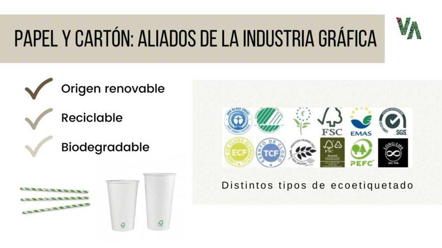 La sostenibilidad en la industria gráfica