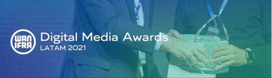 Premios Digital Media LATAM 2021
